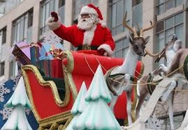 Nov. 30/Dec 1 List of Santa Claus Parades