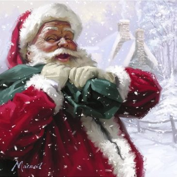 Nov. 16 – List of Santa Claus Parades
