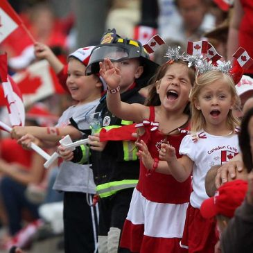 Canada Day with Impact